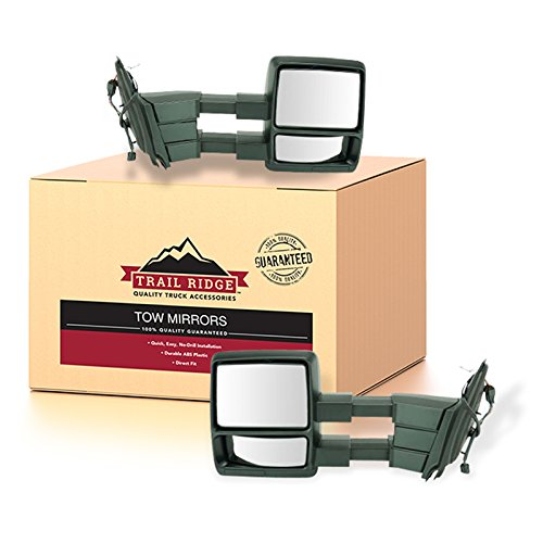 Trail Ridge Tow Mirror Power Heated Puddle Light Pair for Expedition Navigator