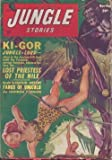 img - for JUNGLE Stories: Spring 1950 book / textbook / text book