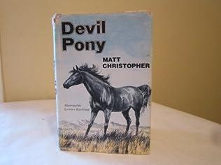 book cover of Devil Pony