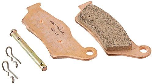 Price comparison product image EBC MXS181 MXS Brake Pad - Sintered Metal - Fits: Alta REDSHIFT MX 2017