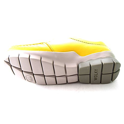 1750 Stringate Scarpe Yellow Donna Wolky 70570 UZqv1T1Wp