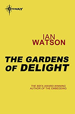 Book Cover Of The Gardens Of Delight