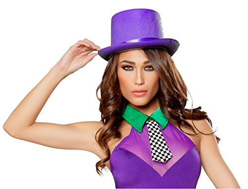 Top Hat Circus Ringleader Costume Accessory (Ringleader Dance Costume)