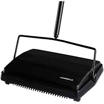 Amazon Com Casabella Carpet Sweeper 11 Quot Electrostatic