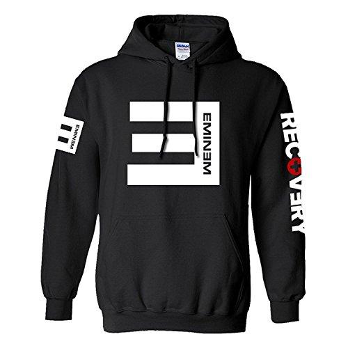 Rap Hip Hop Sweater Hoodie Cosplay Costume (Asian Size XXXL/US Size XXL, (Hip Hop Hoodie)