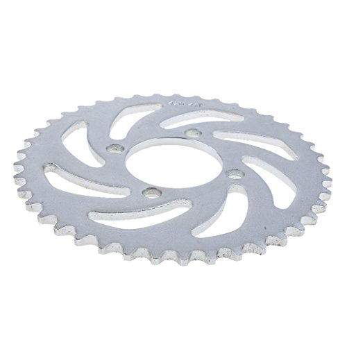 (Homyl 420 52mm 41T Rear Chain Sprocket Cog for Suzuki 125cc Pit Pro Quad Dirt Bike)
