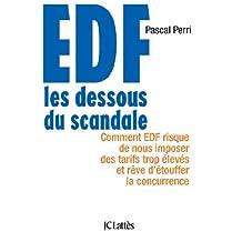 EDF : Les dessous du scandale (Essais et documents) (French Edition)