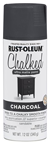 Rust-Oleum Chalked Charcoal Spray Paint 12oz