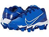 Nike Vapor Ultrafly 3 Keystone Baseball (Toddler/Little Kid/Big Kid) Game Royal/White/Deep Royal Blue 2 Little Kid M