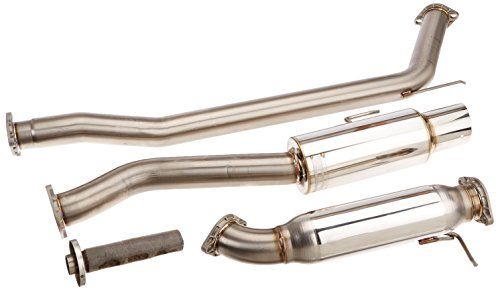 Skunk2 413-05-6050 MegaPower RR Exhaust System for 2-Door Honda Civic Si