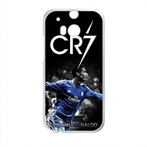 Cristia Noronaldo Fahionable And Popular High Quality Back Case Cover For HTC M8