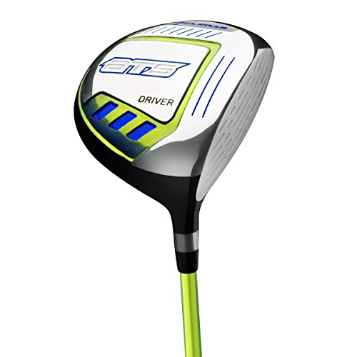 Orlimar Golf ATS Junior Boy's Lime/Blue Golf Driver (Right Hand Ages 3-5) (Golf Junior Driver)