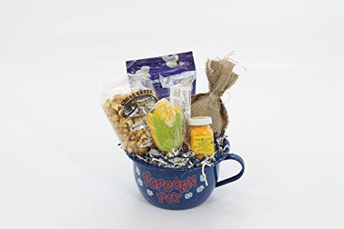 Popcorn Lover Basket