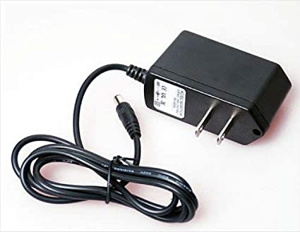 Wall Power Adapter - 4.5 Volt Center Positive Battery Eliminator for Driveway Patrol Alarms