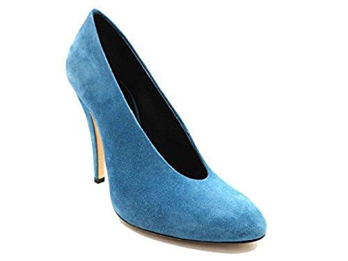 Zapatos 36 Mujer Gamuza EU Zapatos AZ389 Salón de CASADEI EIqdZ