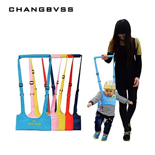 Baby Walker, Baby Harness Assistant Toddler Leash for Kids Learning Walking Baby Belt Child Safety Harness Assistant