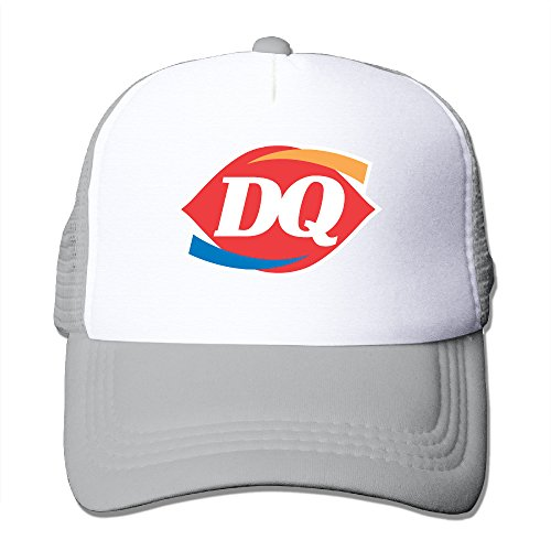 Ancatt Dairy Queen Logo Adjustable Snapback Cap Baseball Hats