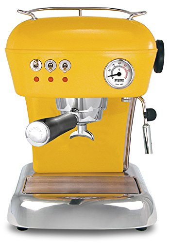 Ascaso Dream Up V3 Semi-Automatic Espresso Machine - Sun Yellow