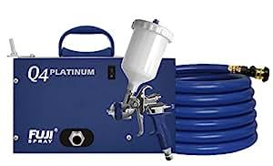 Fuji 2894-T75G Q4 PLATINUM - T75G Quiet HVLP Spray System