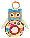 Taggies Owl Clock, Baby & Kids Zone