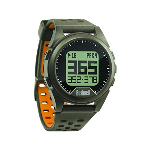 Bushnell Neo ION Golf GPS Watch, Charcoal (Bushnell Neo Gps Watch)