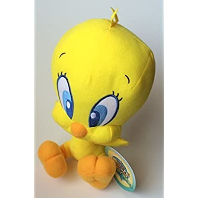 "Baby Looney Tunes ""Tweety"" 10 Plush: Toys & Games"