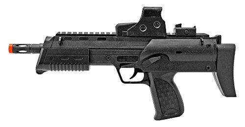UKARMS Mini Uzi SMG Spring Airsoft Rifle Gun FPS 150