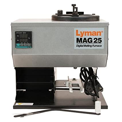 Lyman 2800382 Mag 25 Digital Furnace