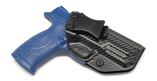 Concealment Express IWB KYDEX Holster: fits Smith & Wesson M&P 4.25