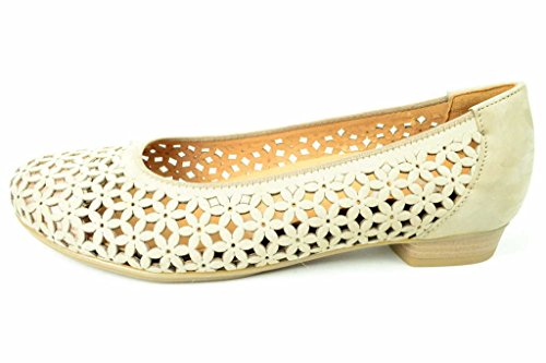 Beige shoes Ara decolte modello Perugi codice donna 33116 A0xZdfgxwq