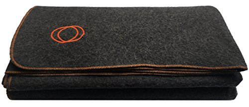 - Orion Outpost Trading Co.Wayfarer Travel Inspired Fleece Blanket, Lightweight and Warm, 60