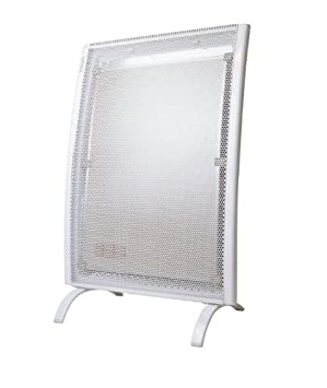 Badheizung - hochwertige Mica-thermische Badezimmer Wand-Heizung &  Standheizung - schonende Kombinations Wärme aus Konvektions- und  Infrarotwärme - ...