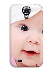 Fashion Protective Wallpaper Of Funny Babies Case Cover For Galaxy S4