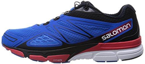 Salomon X-Scream 3D - Zapatillas para hombre Azul (union blue/black/quick)