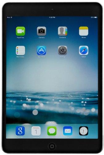 9LL/A Wi-Fi 32GB Tablet, Black (Refurbished) ()