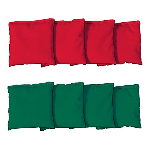 Standard Green Bean Bag (Standard Bags Color: Red and Hunter)