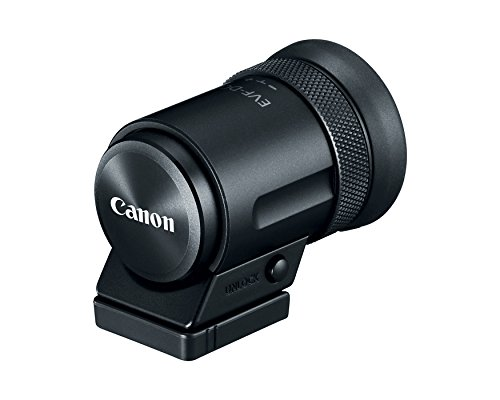 Finder Canon (Canon Electronic Viewfinder EVF-DC2(BK))