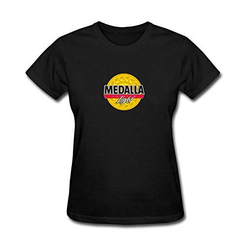 xiuluan-womens-medalla-light-logo-t-shirt-short-sleeve