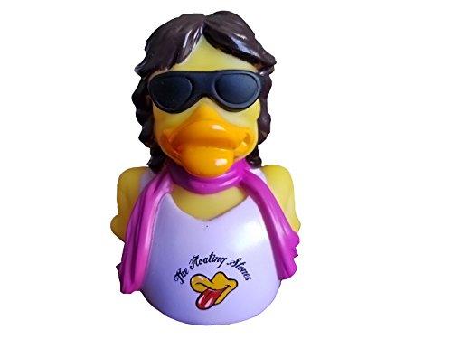 CelebriDucks The Floating Stones Rubber Duck Bath Toy