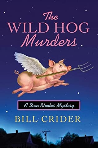 book cover of The Wild Hog Murders