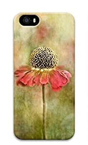 Artsy 3D Hard Plastic Case Shell for Case For Sam Sung Note 3 Cover ed by Flower Art Painting