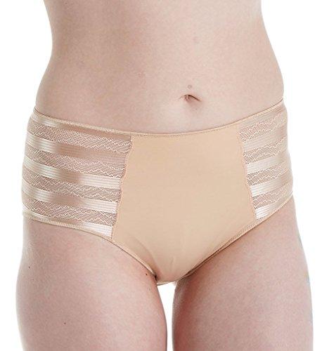 Maison Lejaby Nue Full Brief Panty (G41464) 2X/Nude
