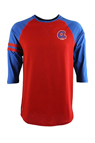 New Era Herren T-Shirt mehrfarbig Rot, Blau