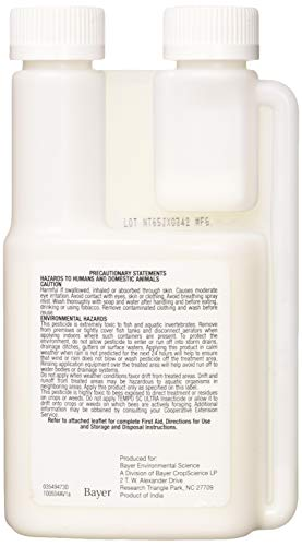 Tempo Ultra SC 240 ML (8.12 oz) Multi Use Pest Control Insecticide ~ Spiders Bedbugs Roaches Silverf - http://coolthings.us