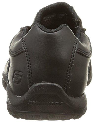 Skechers Grambler Wallace - Zapatillas para niños Negro (Bbk)