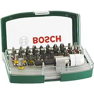 Bosch Professional 2 607 017 063 Bosch 2607017063-Set unidades para atornillar, Set de 32 Piezas 41ciARUn7yL