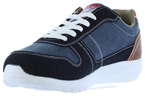 Zapatos de Hombre XTI 46494 TEXTIL C NAVY