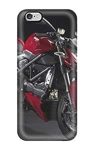 [uZmnjjX7259CWEEV]premium Phone Case For Iphone 6 Plus/ Ducati Streetfighter 2009 Tpu Case Cover