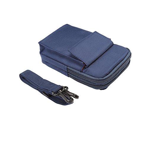 Portafoglio 003sz1black Nero 003 Xxcgbdzh nero Sitco pelle Blu in 055 O6gwx6qp