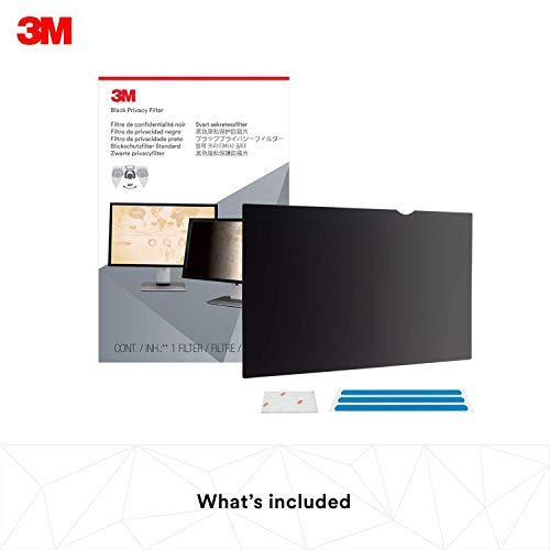 3M Privacy Filter for 34'' Widescreen Monitor (21:9) (PF340W2B) (Renewed) by 3M (Image #4)